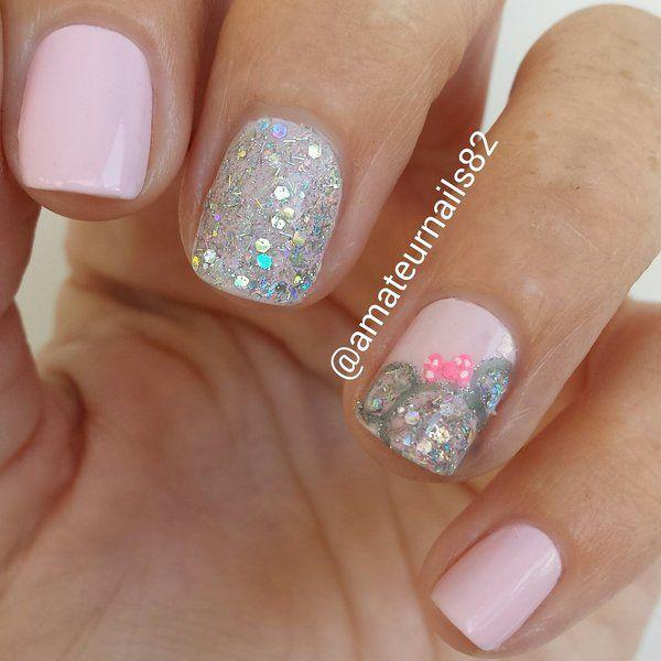 Ideas For Short Nails Easy Nail Art: 40 Easy Amazing Nail Designs For Short Nails