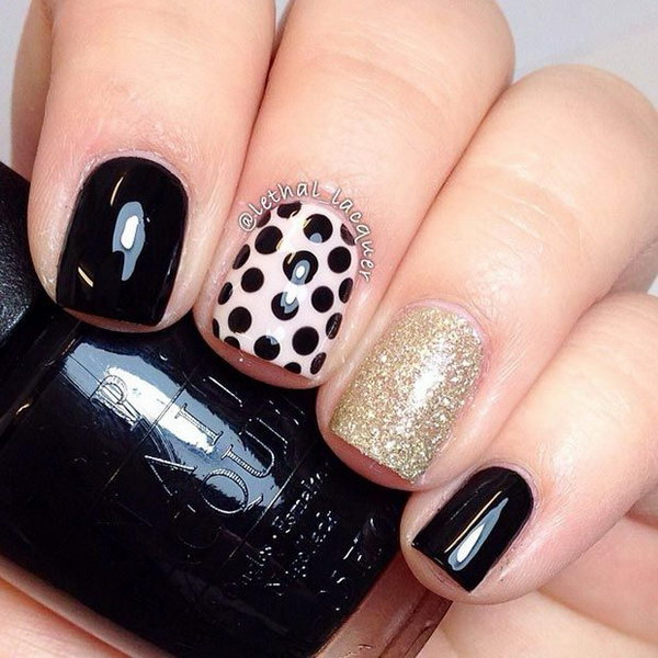 40 easy amazing nail designs for short nails styles weekly