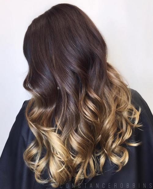 50 hottest ombre hair color ideas for 2018 ombre hairstyles styles weekly. Black Bedroom Furniture Sets. Home Design Ideas