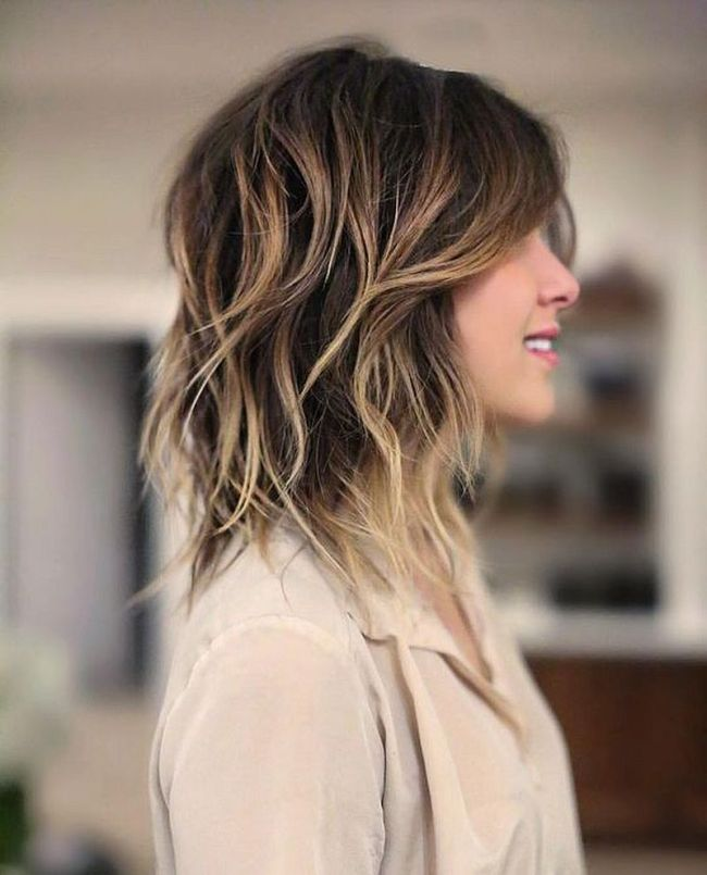 40 Shaggy Bob Hairstyles For Short Medium Hair Shaggy Haircuts