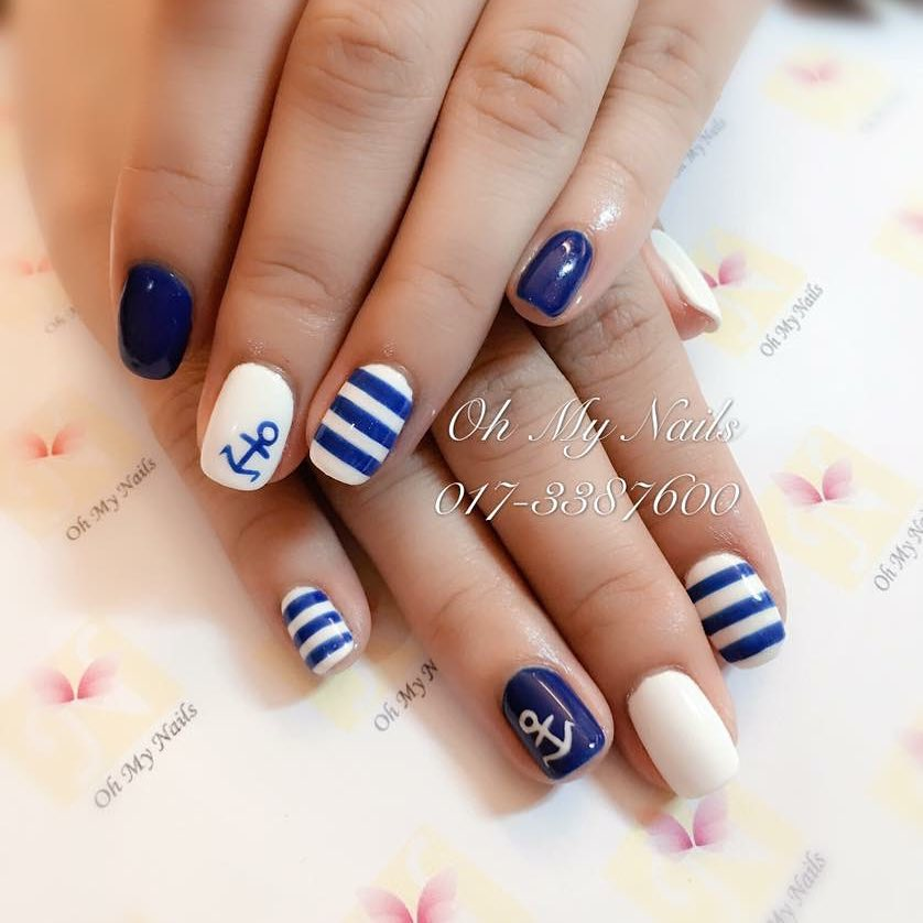 25 Amazing Easy Nail Art Ideas