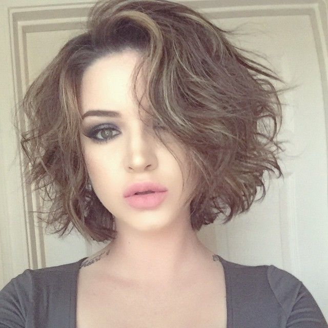 hair cut style for curly hair 20 feminine haircuts for wavy hair styles weekly 6011