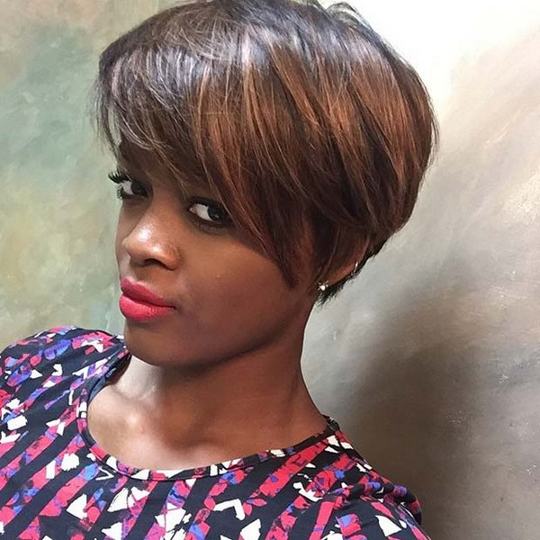 25 Cool African American Pixie Haircuts for Short Hair