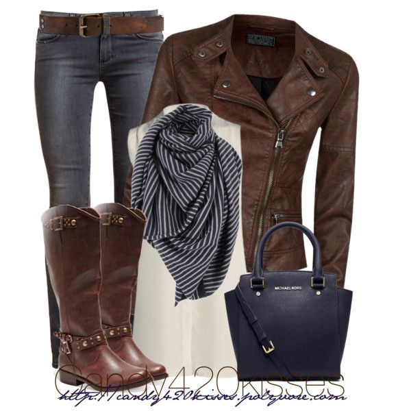 25 Sexy Leather Outfit Ideas for Winter