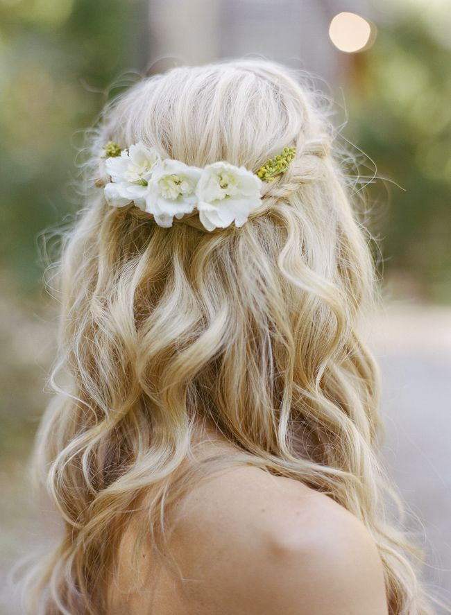 beautiful wedding hairstyles romantic bridal