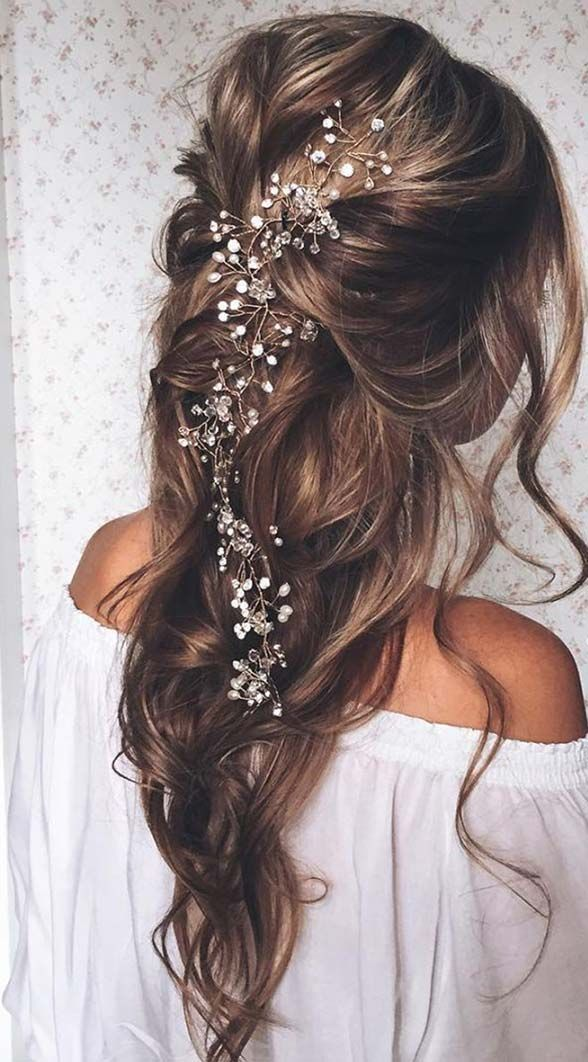 different wedding hair styles 30 beautiful wedding hairstyles bridal 28040