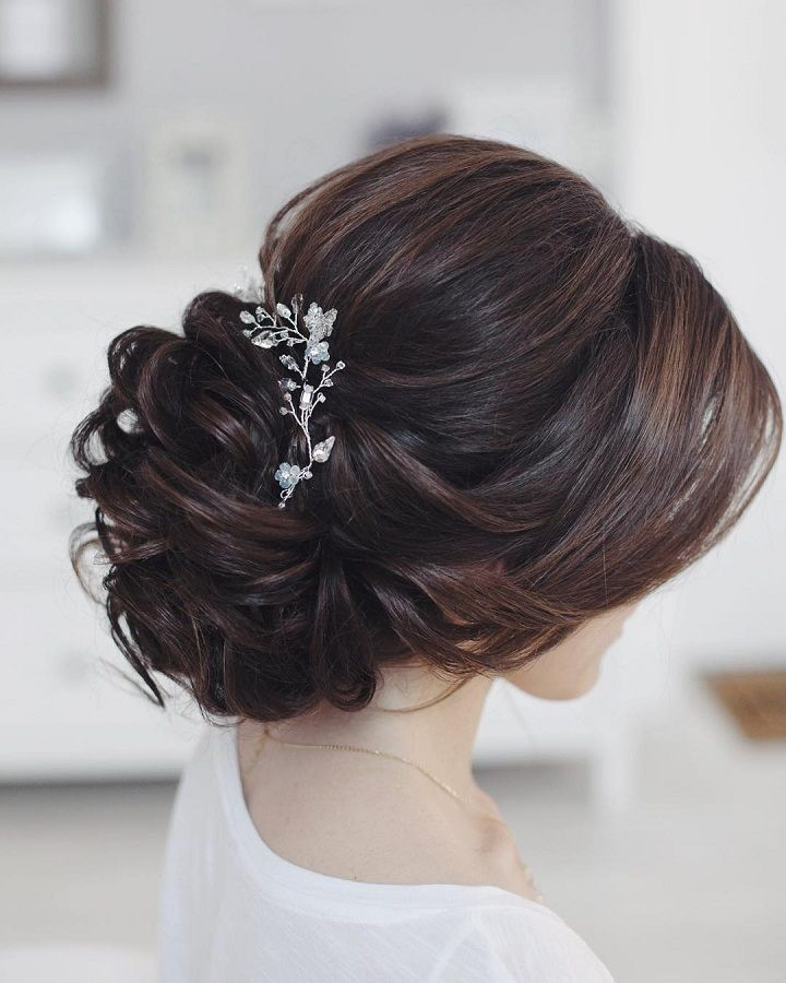 Most Popular Wedding Hairstyles: 30 Beautiful Wedding Hairstyles