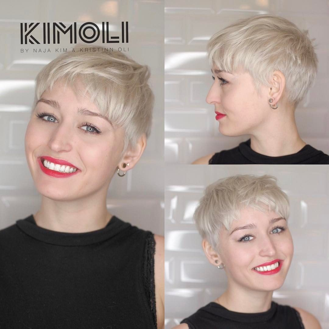 30 Chic Short Pixie Cuts For Fine Hair 2018