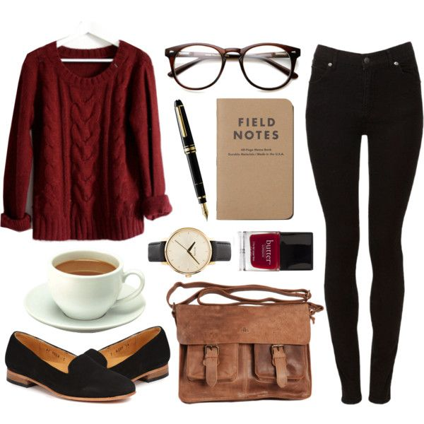 30 Cozy Sweater Outfit Ideas for Fall & Winter
