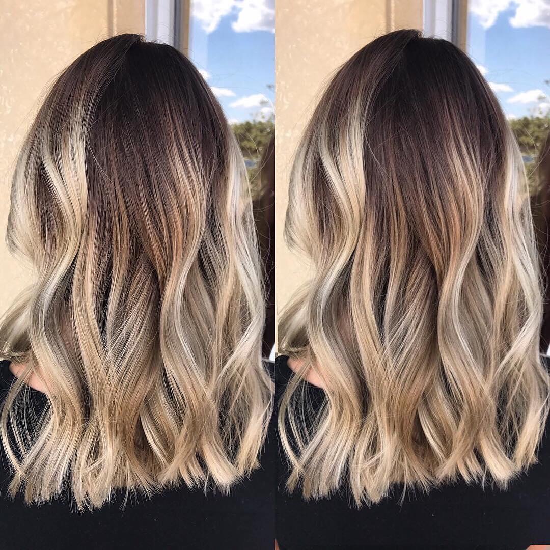 Cute Layered Hairstyles For Medium Length Hair 95