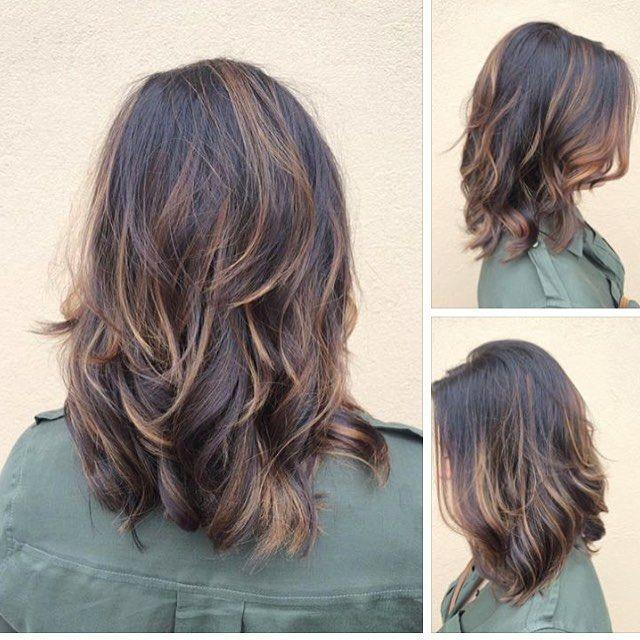 Layered haircuts for long hair 2018