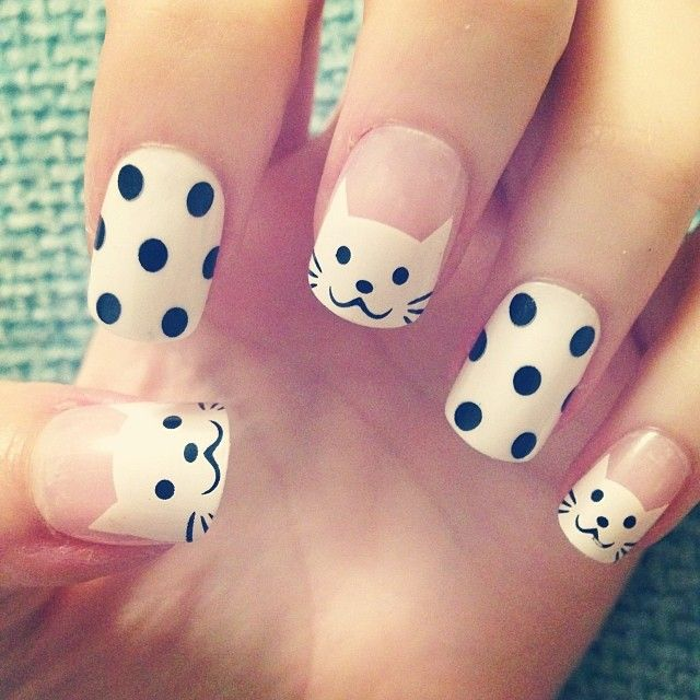 40 Easy Acrylic Nail Ideas - Acrylic Nail Designs