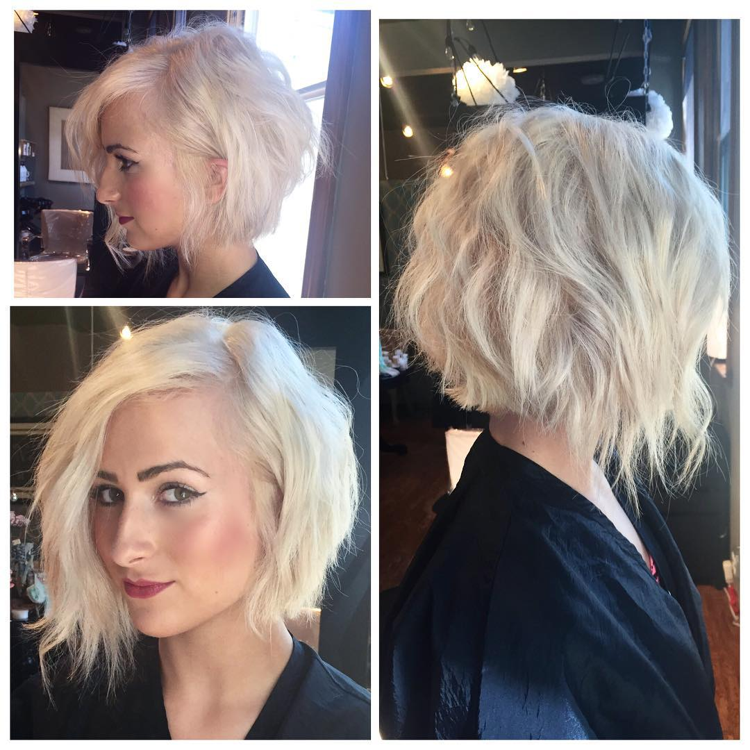 50 Adorable Asymmetrical Bob Hairstyles - Hottest Bob Haircuts
