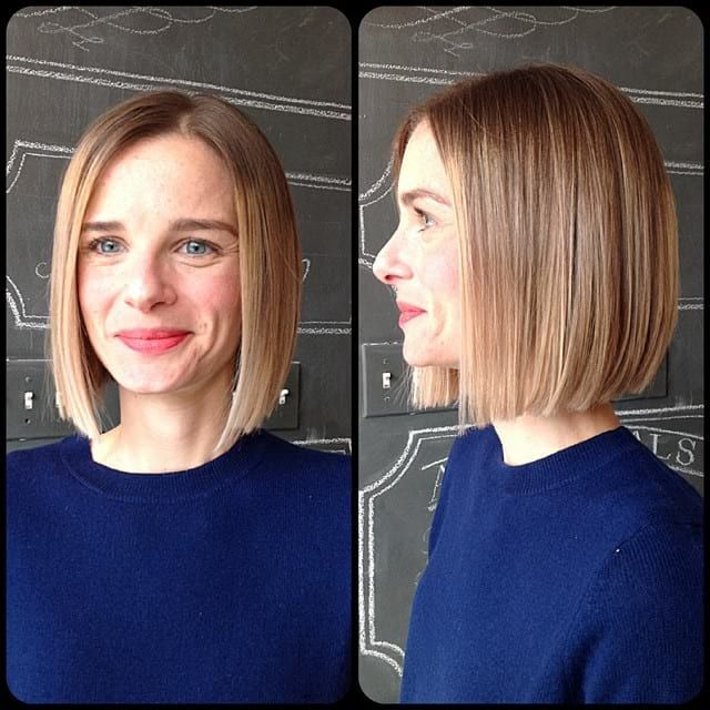 50 Amazing Blunt Bob Hairstyles - Hottest Mob & Lob Hair Ideas