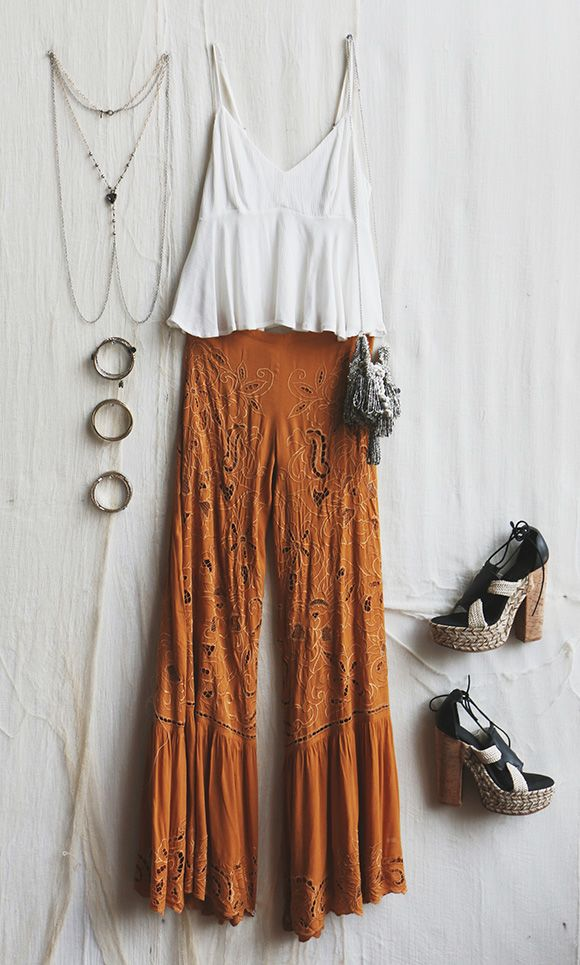 611013ccd63 ... 50 Boho Fashion Styles for Spring Summer - Bohemian Chic Outfit Ideas  ...