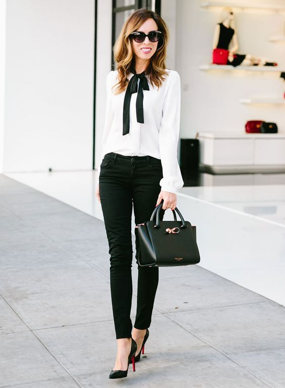 50 Great Looking Corporate And Casual Work Outfits For