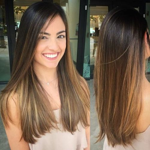 ... Best Straight Hairstyles For Short, Medium, Long Hair