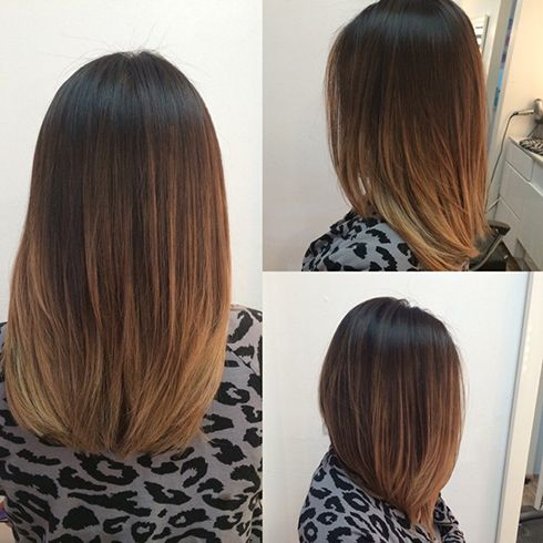 50 heißeste gerade Frisuren für kurze, mittlere, lange Haare (und Farbideen)