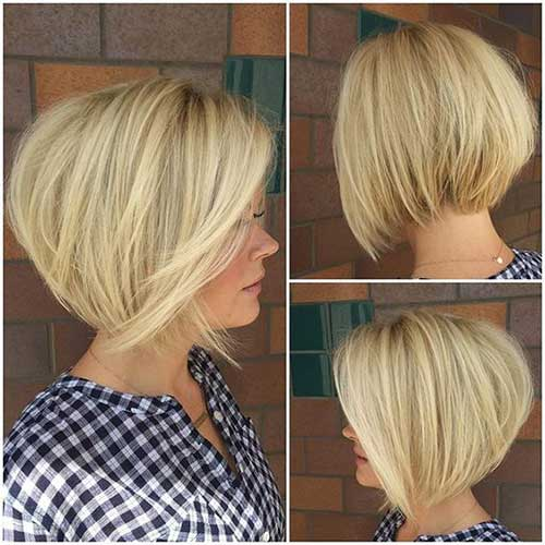 ... Fabulous Classy Graduated Bob Hairstyles For Women ...
