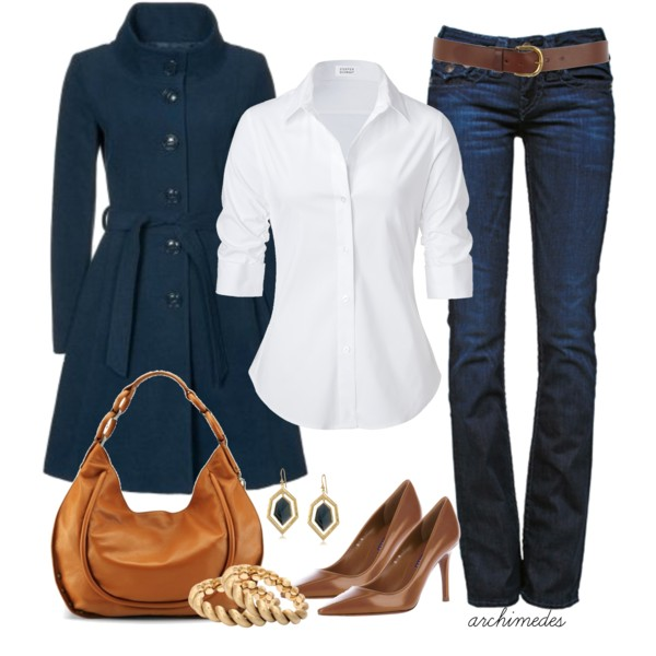 Fall Fashion: 30 Cool Ways to Wear Baby Blue this Fall