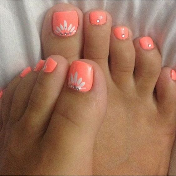 Summer Pedicure