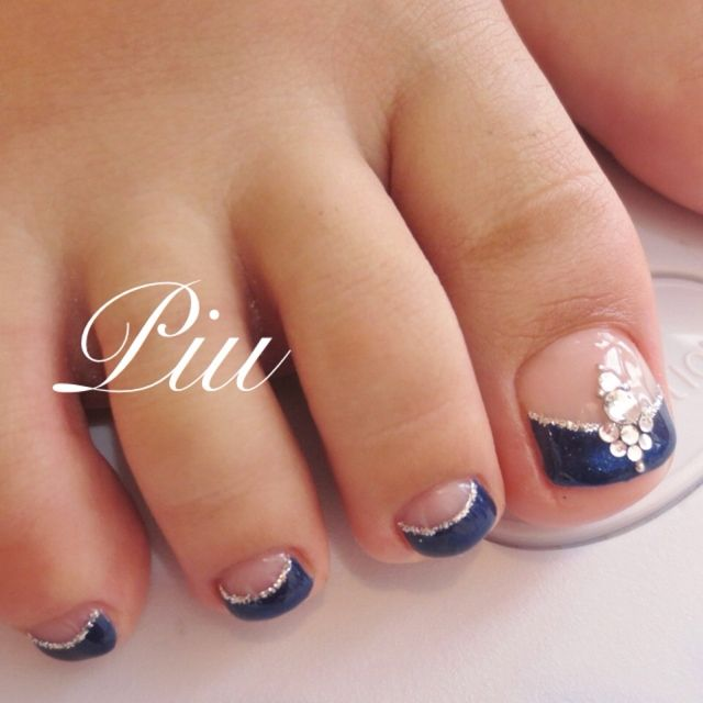 6 Tips For A Beautiful Summer Pedicure Toe Nail Designs