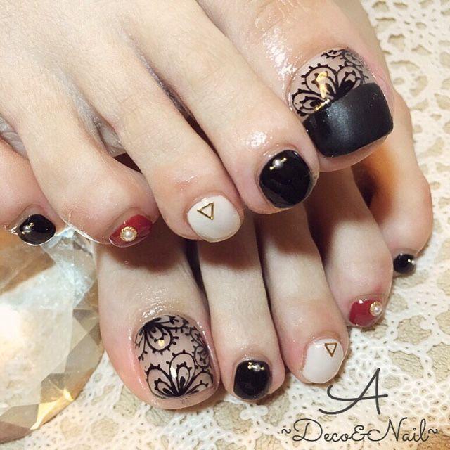 toenail designs