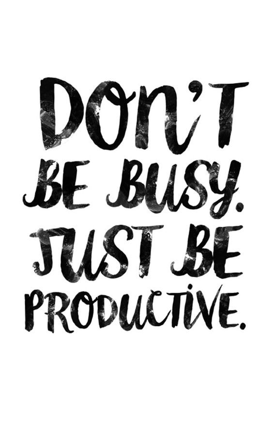 7 Ways to Be More Productive Every Day