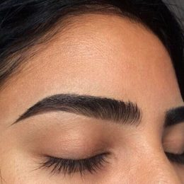How to Correct Over-Plucked Brows